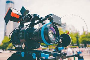 prestation de tournage video