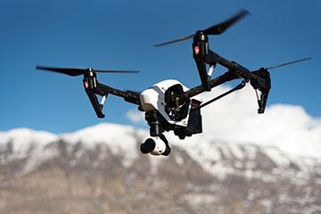 Production de vidéo en drone en Alsace et sur la région Frand Est