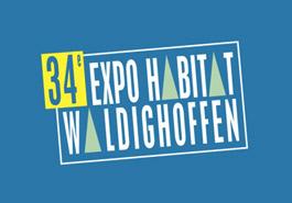 Logotype Billboard Expo Habitat de Waldighoffen 2017