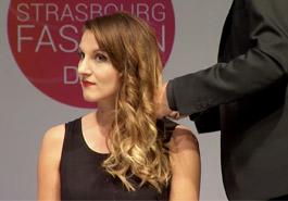 Logotype Strasbourg Fashion Days | Show Coiffure