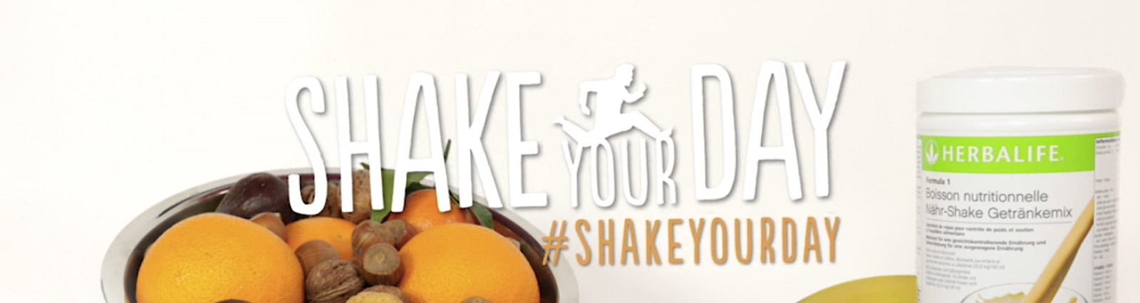 herbalife shake your day