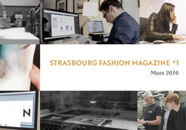 Logotype Teaser du Fashion Magazine 2016