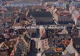 Logotype L'Alsace, un territoire d'opportunités