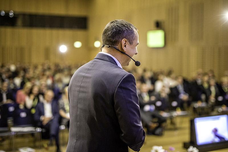 Vidéo d'une séminaire, d'une convention ou d'un discours : Pulsemedia, captation audiovisuelle